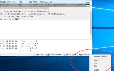 网络分析系列之十四_自定义Wireshark个性化环境